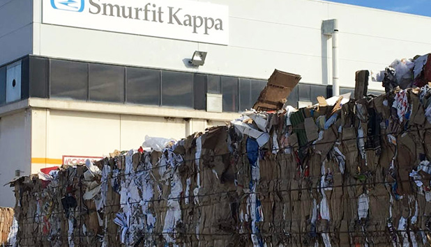 Smurfit Kappa to expand global network of recycling plants