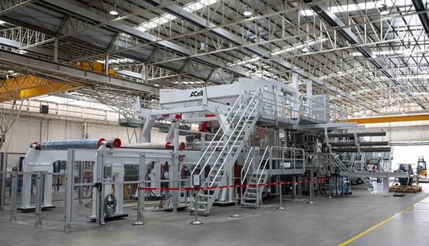 Global Hygiène signs the acceptance of TM A.Celli iDEAL® 1800S