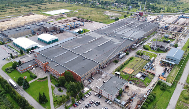 UPM Chudovo plywood mill expansion and new bio boiler plant inaugurated