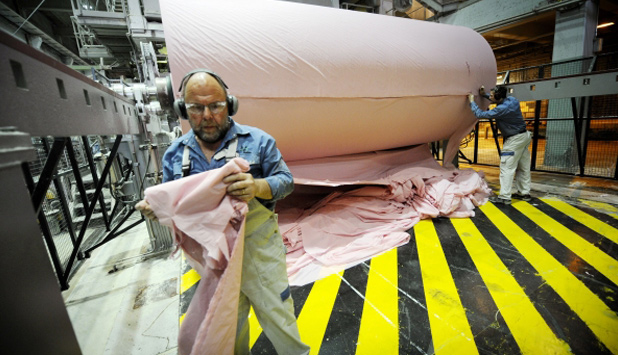 Metsä Tissue curtails tissue paper production on PM6 at Krapkowice Mill in Poland