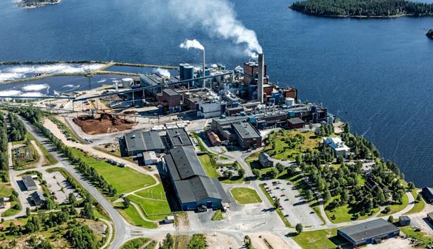 BillerudKorsnäs and SKF partner to improve performance of Karlsborg Mill