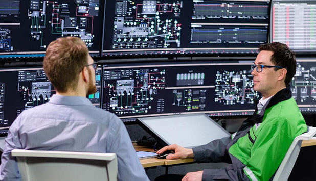 Valmet introduces a new web-based user interface for Valmet DNA automation system