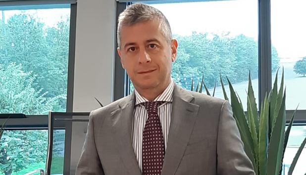 Francesco De Luca is Fabio Perini SpA's new General Manager for the Bologna site