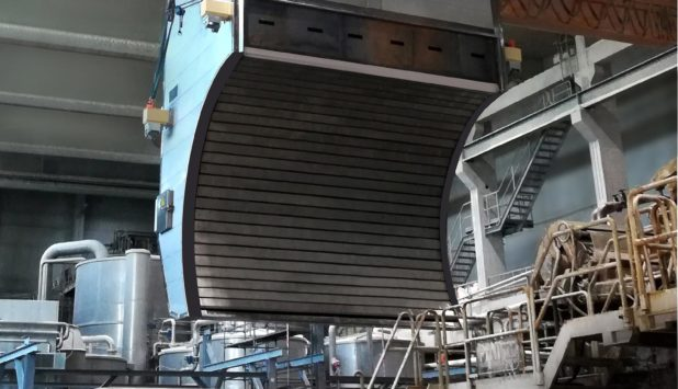 WEPA chose Toscotec for 7 custom-made hood and air system rebuilds on a turnkey basis