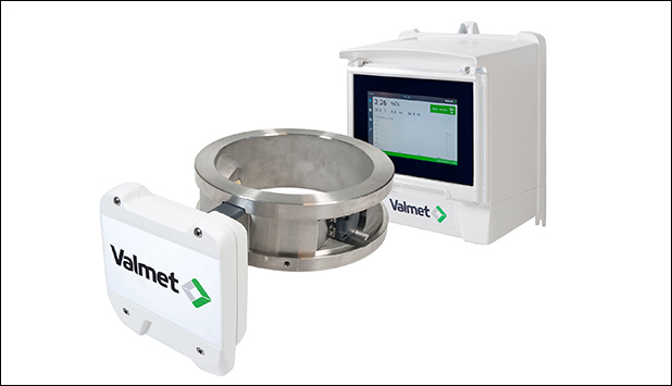 Valmet launches a new microwave consistency measurement for pulp and paper makers