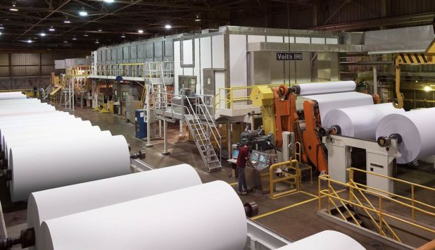 Pixelle Specialty Solutions became the largest specialty papers producer in North America
