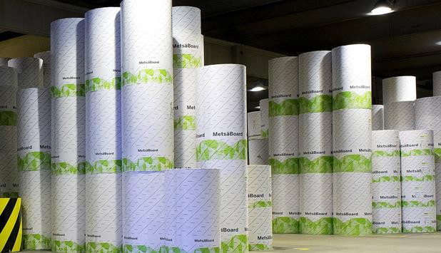 FSSC 22000 food safety certificate for Metsä Board's Kemi mill