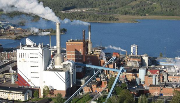BillerudKorsnäs postpones the annual maintenance shutdown at Gruvön
