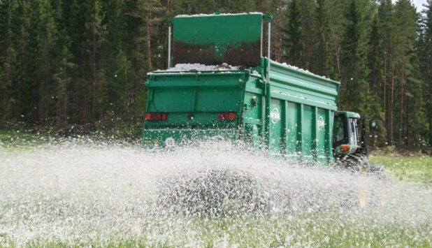 Side streams generated in the Kotkamills production plant are recycled