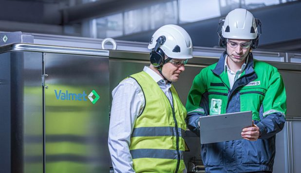 Valmet IQ takes quality management to the next level by connecting quality data from fiber to finished product