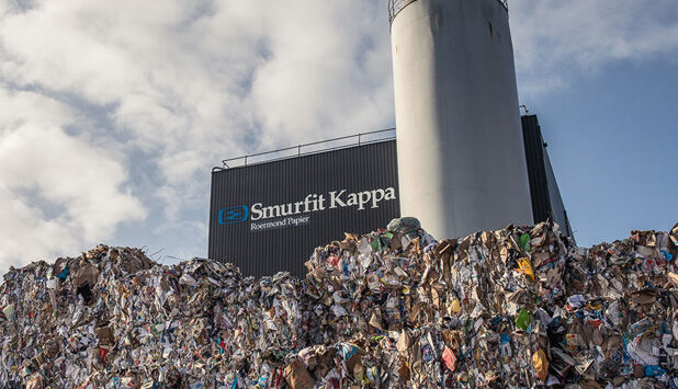 Smurfit Kappa cuts CO2 emissions by almost a third