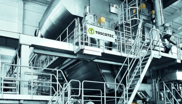 Voith Group successfully completes the acquisition of Toscotec S.p.A.