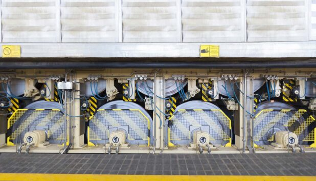 Toscotec rebuilt PM1 exceeds production targets at Papertech in Spain