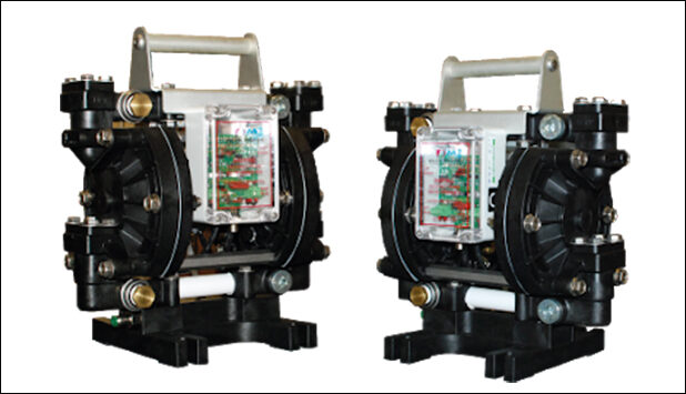 Low-pressure glue pumps for core-winding: maximizing performance while reducing maintenance
