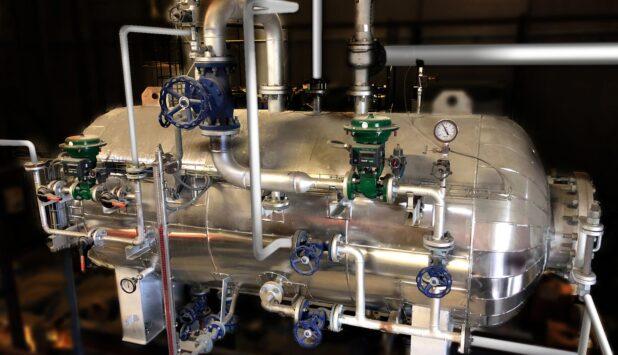 Cannon Artes Zerogas® deaerator: High Efficiency solution for Pulp & Paper market