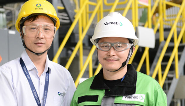 Valmet to supply a fine paper making line to Asia Symbol XinHui in China