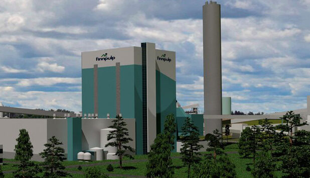 Finnpulp continues preparation of biomill project in Kuopio, Finland