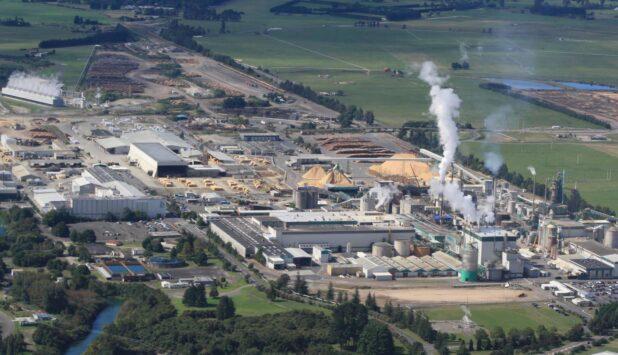 Norske Skog, strategic review process to reposition its Tasman newsprint mill in New Zealand