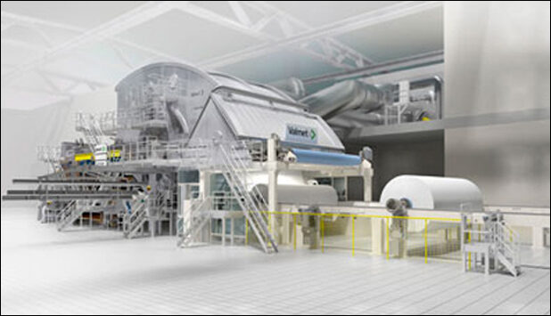 Valmet receives a tissue line order from WEPA in the United Kingdom