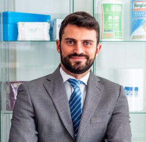 Stefano Bianconi, Sales Director.