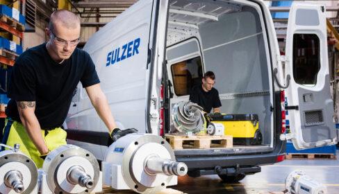 Sulzer Pumps Finland Oy