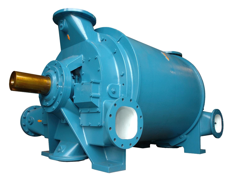 VAKUO CVP type vacuum pump.