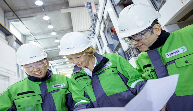 Valmet included in the Dow Jones Sustainability Index among the world's sustainability leaders