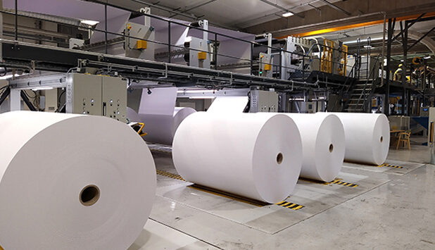 New sheeting line at UPM Kymi strengthens UPM's graphic paper offering
