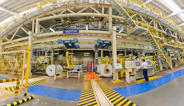 Experience and trust win contract for Voith in major rebuild project at Oji Papéis Especiais