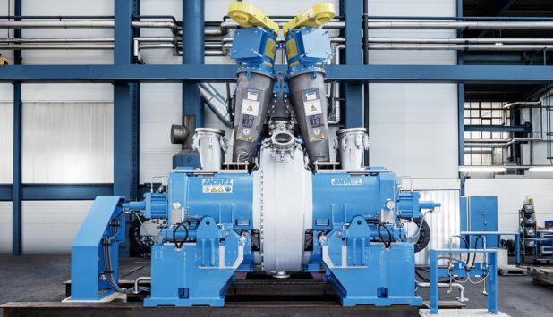 World record production with ANDRITZ HC refiner at Jiangsu Bohui Paper Industry, China