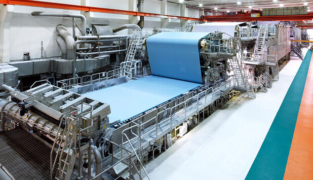 Sappi implements innovative barrier paper technology to increase production