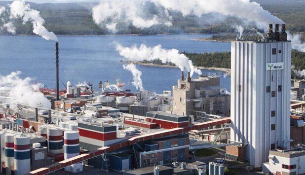Metsä Board completes the sale of 30% stake in Husum pulp mill to Norra Skog