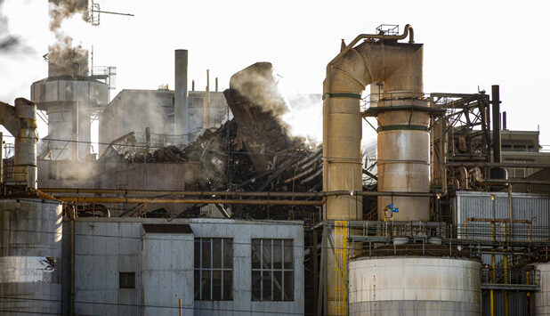 Pixelle Specialty Solutions will not rebuild damaged pulp mill in Jay, Maine