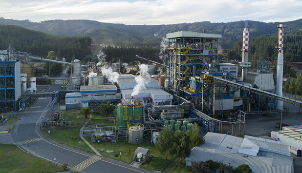 ABB secures control system modernization contract for wood pulp mill in Chile