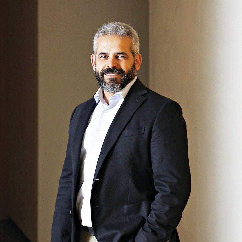 Oswaldo J. Cruz, Chief Executive Officer of the Körber Tissue Business Area.