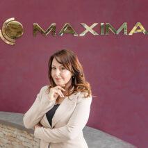 MAXIMA CEO Ilaria Daverio