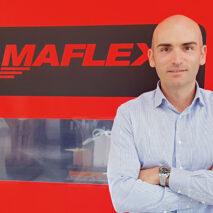 Luca Mazzotti, Operations Manager Maflex