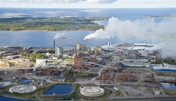 Stora Enso initiates a plan to permanently close down pulp and paper production at Kvarnsveden and Veitsiluoto mills