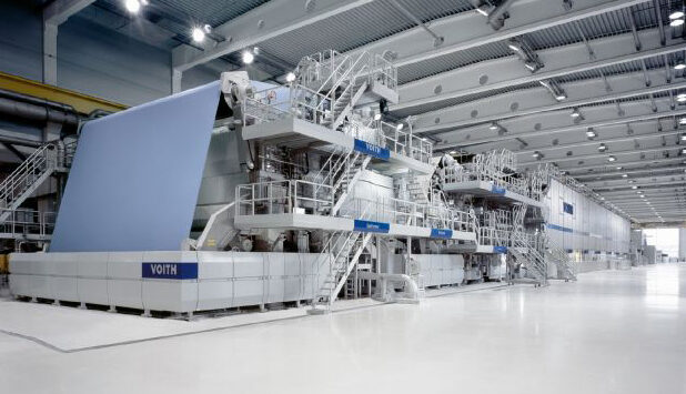 Voith Group with robust development and significantly growing orders received in the first half of financial year 2020/21