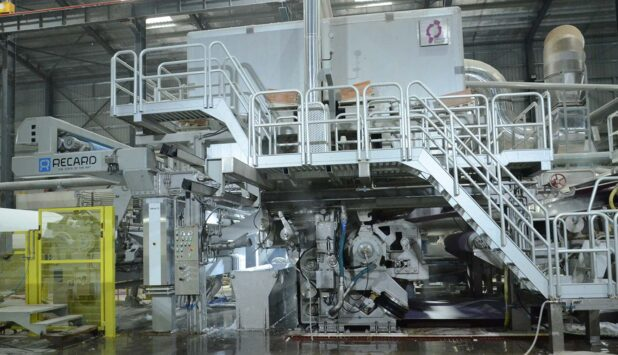 Recard delivers Meghna Pulp & Paper Mills its second turnkey plant