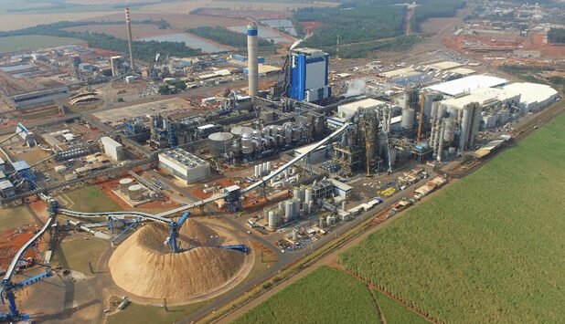 """ANDRITZ successfully starts up major pulp production equipment for Bracell's """"STAR"""" project, Brazil"""