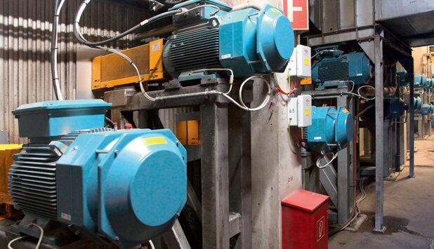 ABB modernizes Swiss paper machine as model for energy efficiency