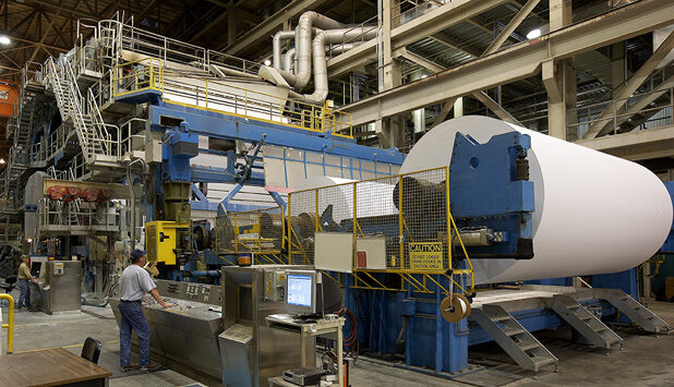 Phoenix Paper completes recommissioning project for pulp dryer