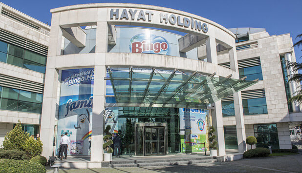 IBS supplies web inspection systems for 10 tissue machines from Hayat Kimya